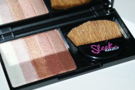 sleekglobronzebaby3 - Review: Sleek Glo Bronze Baby