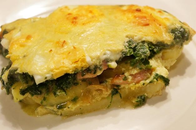 Recept | Spinazie ovenschotel