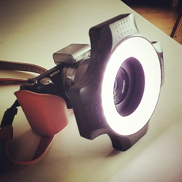 stealth gear macro led ring light - Random things & new in's #4