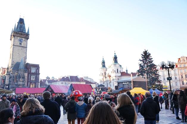 stedentrippraag5 - Reisverslag | Stedentrip Praag #1