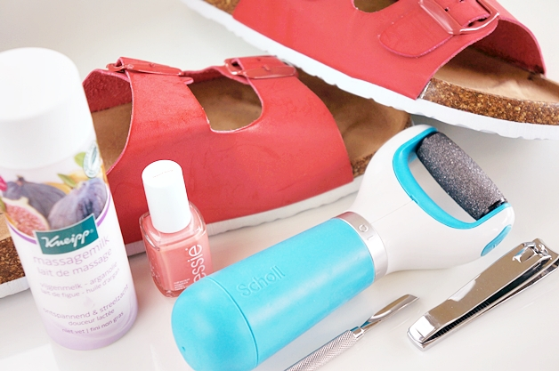 summer feet how to 1 - How to | Summer Feet + leuke sandaaltjes tips