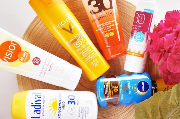 suncare dossier 8 - Alles wat je moet weten over zonbescherming