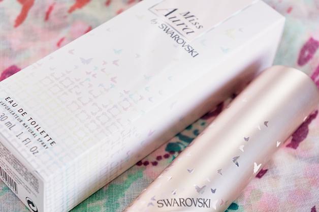 swarovski miss aura 2 - Parfumnieuws | Swarovski miss aura