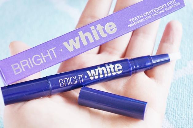 tanden bleken bright white 3 - Tanden bleken | Bright White strips & pen
