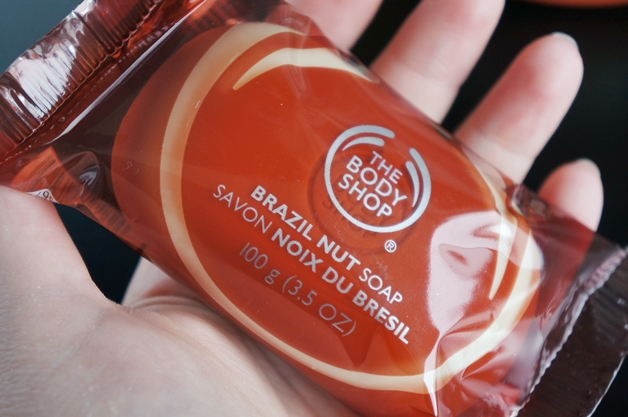 the body shop brazil nut 2 - Duo Review | The Body Shop Brazil Nut