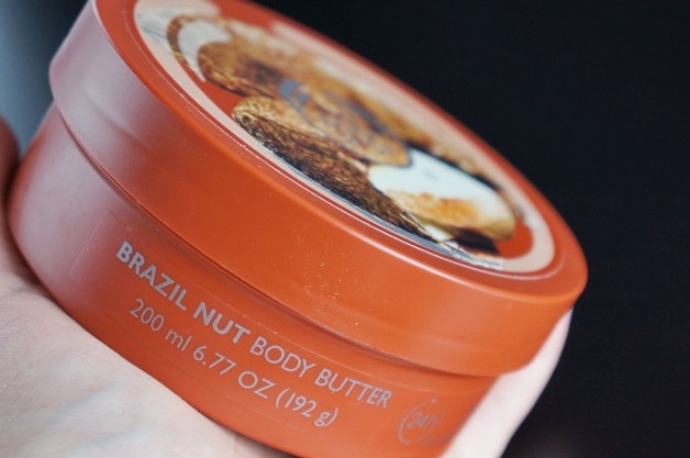 the body shop brazil nut 6 - Duo Review | The Body Shop Brazil Nut