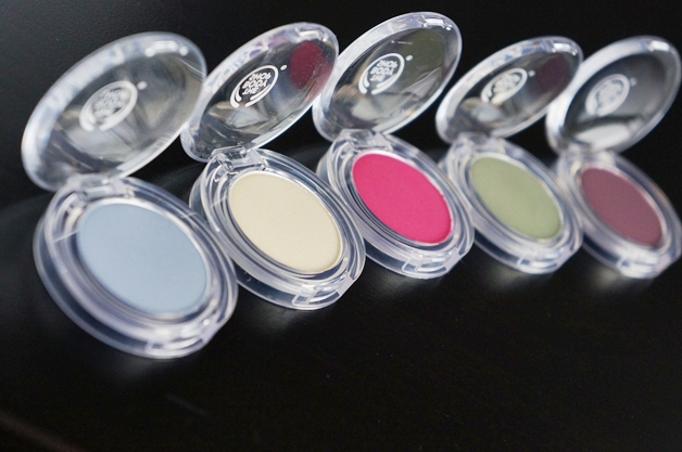 the body shop color crush mono eyeshadow 3 - The Body Shop | Colour Crush Eyeshadows