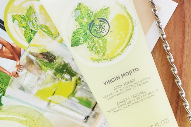 the body shop virgin mojito 4 - The Body Shop Virgin Mojito (summer limited edition)