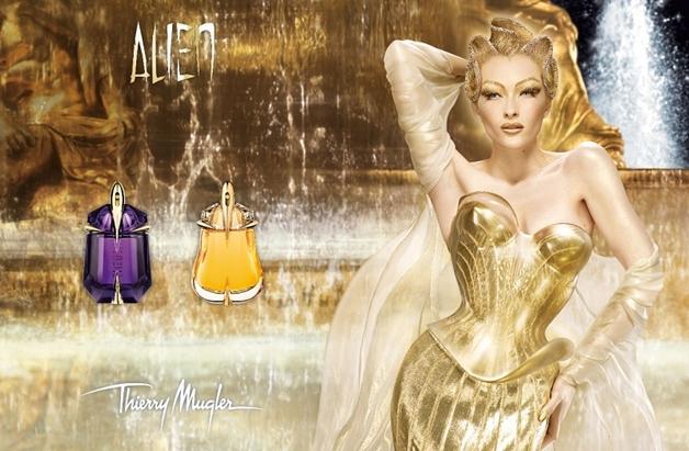 thierry mugler alien 1 - 3 from 1 | Parfums: Thierry Mugler, Chloé & Shiseido