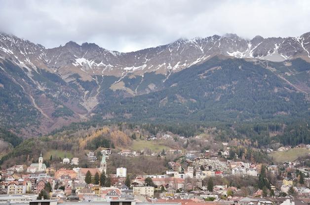 tirol oostenrijk reisverslag travel 15 - Travel report | Tirol dag 2: Kerst in Innsbruck