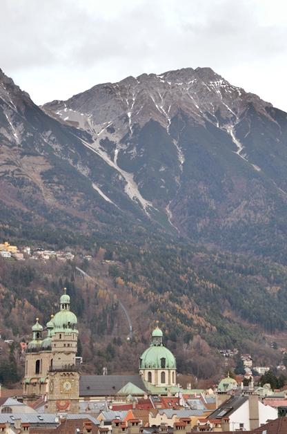 tirol oostenrijk reisverslag travel 16 - Travel report | Tirol dag 2: Kerst in Innsbruck