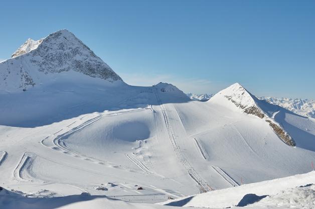 tirol oostenrijk reisverslag travel 20 - Travel report | Tirol dag 3: De Hintertuxer gletsjer