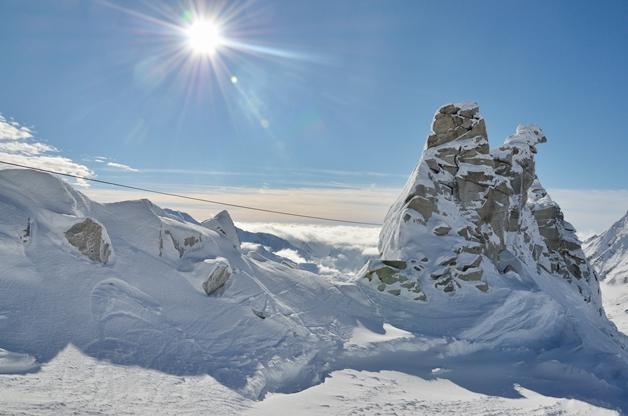 tirol oostenrijk reisverslag travel 27 - Travel report | Tirol dag 4: IJsgrotten en snowboardles