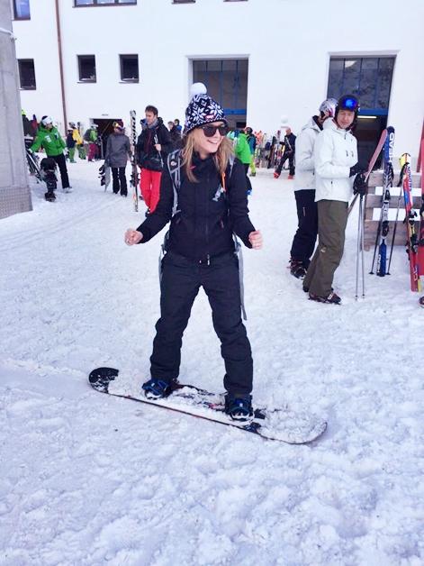 tirol oostenrijk reisverslag travel 31 - Travel report | Tirol dag 4: IJsgrotten en snowboardles