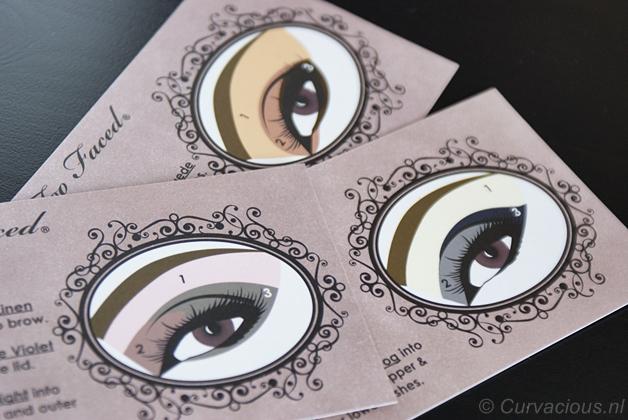 toofacedmattepalette2 - Too Faced | Matte Eye Palette (+ look)