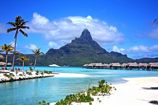 top 10 mooiste stranden bora bora - De 10 mooiste stranden ter wereld