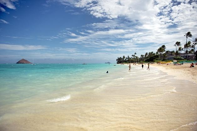top 10 mooiste stranden lanikai beach - De 10 mooiste stranden ter wereld