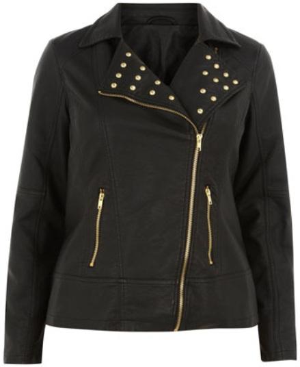 top 10 plussize leather jackets 2 - Plussize | 10 x biker jackets