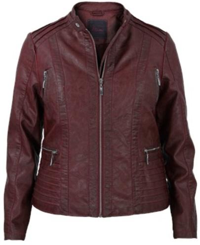 Plussize | 10 x biker jackets