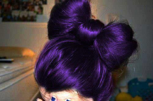 trend purple hair10 - Inspiratie | Paars haar