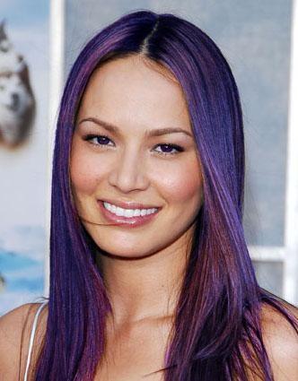 trend purple hair17 - Inspiratie | Paars haar