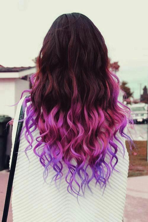 trend purple hair7 - Inspiratie | Paars haar