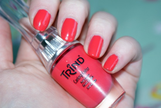 trindcaringnailcolorssummer2 - Trind Caring Colors zomercollectie (give-away!)