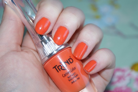 trindcaringnailcolorssummer8 - Trind Caring Colors zomercollectie (give-away!)
