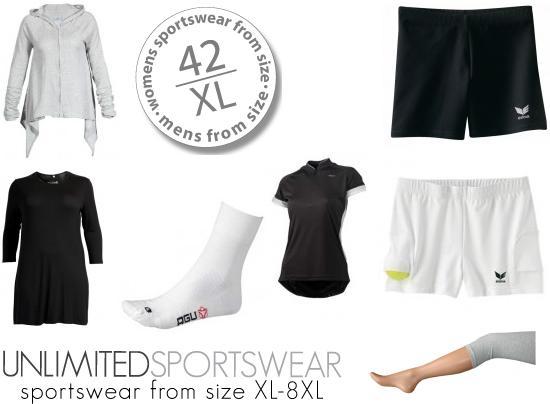 unlimitedsportswear - Plus Size: Unlimited Sportswear