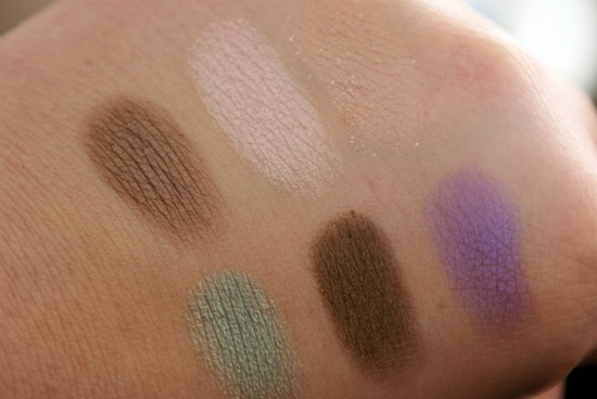 urbandecayfeminine4 - Urban Decay The Feminine Palette - foto's, swatches en review