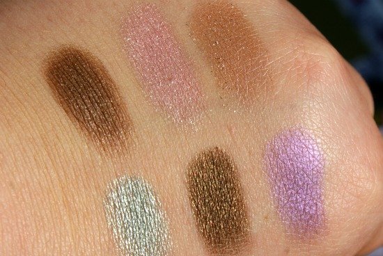 urbandecayfeminine5 - Urban Decay The Feminine Palette - foto's, swatches en review