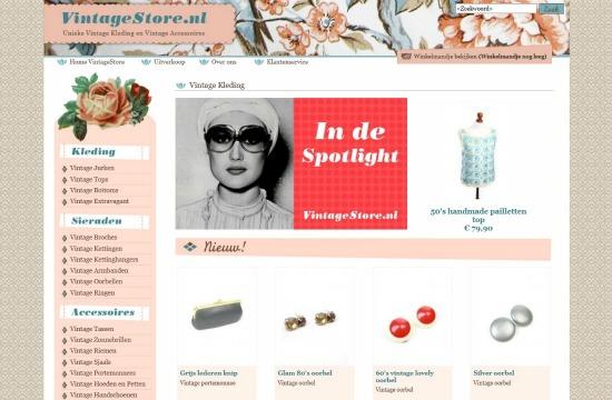 vintagestore1 - Winactie   €25,- shoppen bij VintageStore!