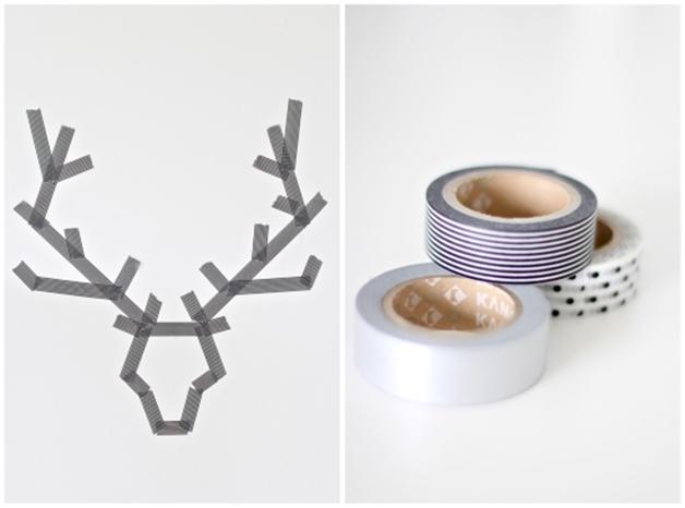 washi tape diy 16 - Inspiratie | Washi/masking tape DIY
