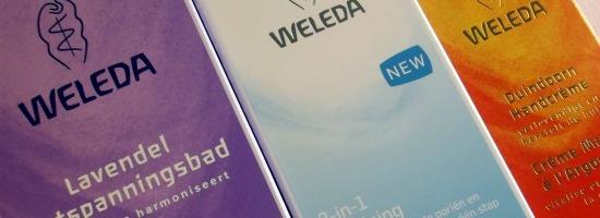 weledamusthaves1small - Weleda's 90e verjaardag + mijn musthaves!