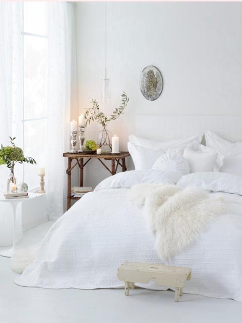 wit interieur 12 - Inspiratie | Een wit interieur