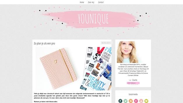 yoniqueblog blog - Blogs I love   Must reads over bloggen