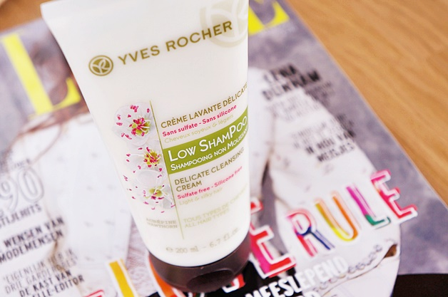 yves rocher low shampoo poo review 1 - Love it! | Yves Rocher low shampoo