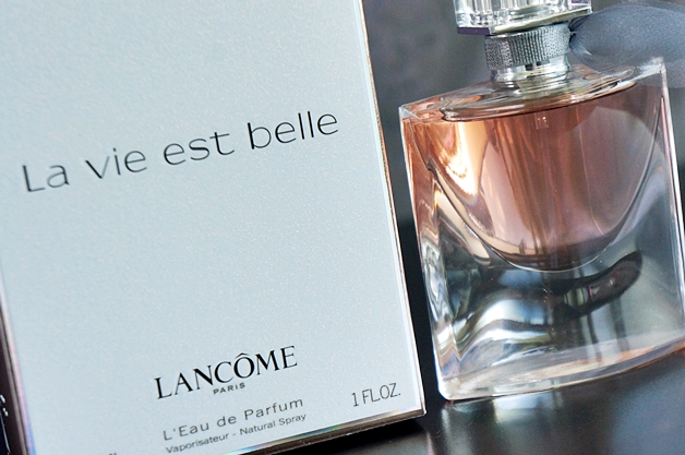yves rocher neroli lancome la vie est belle annayake love her 4 - 3 from 1 | Parfums: Lancôme, Yves Rocher & Annayake
