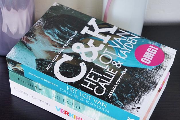 zomerboeken 2013 3 - Zomerboeken | Verkikkerd, De Expat & Het lot van Callie en Kayden