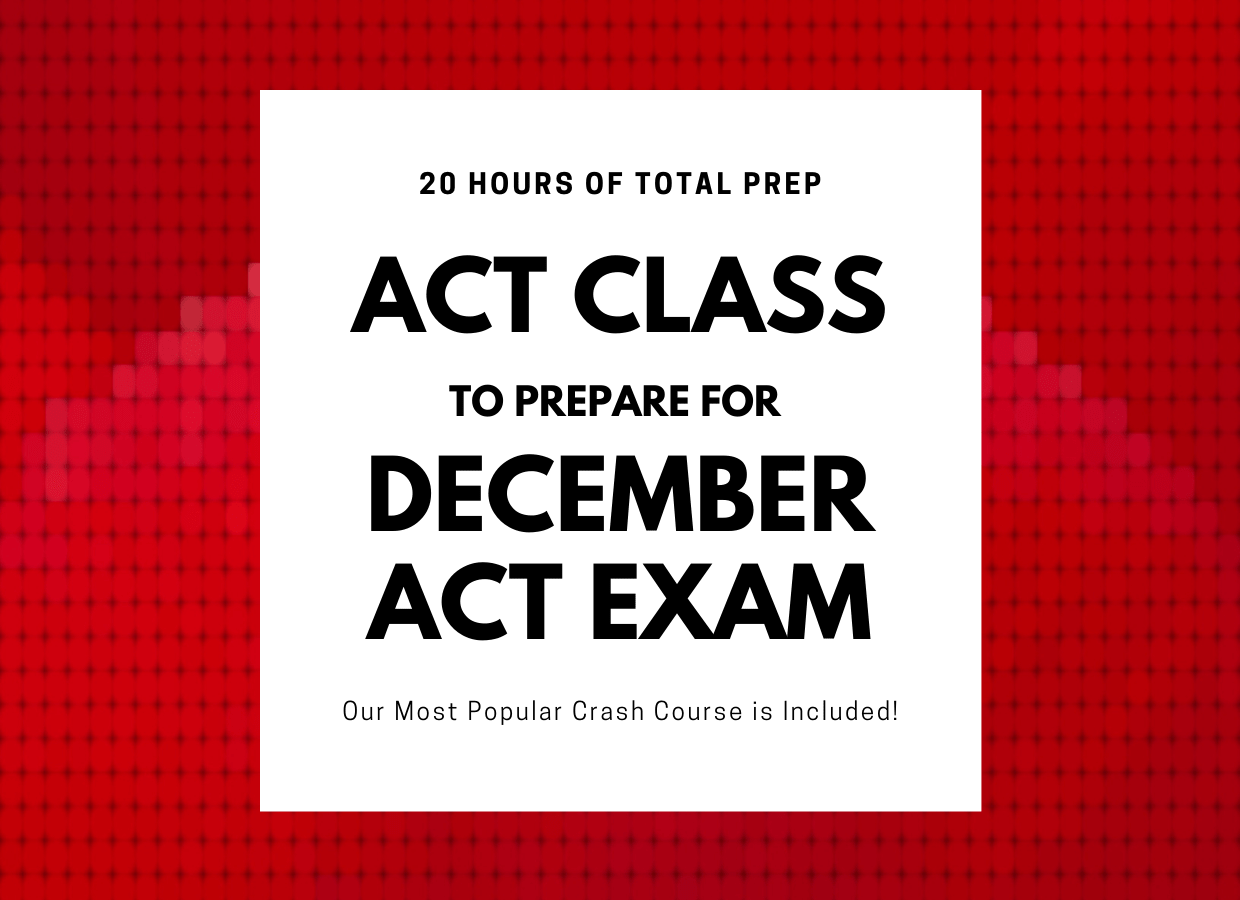 Test Prep Classes Amp Practice Exams For Sat And Act