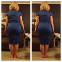 A wiggle dress dream ~ Talking about foundations ~ the Rago #6207 Panty Girdle