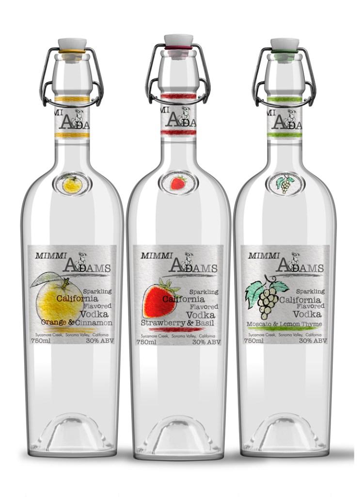 Sparkling Vodka PreMix Concept - Spirits New Product Development