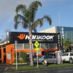 Megatyre Shop in Auckland, NZ