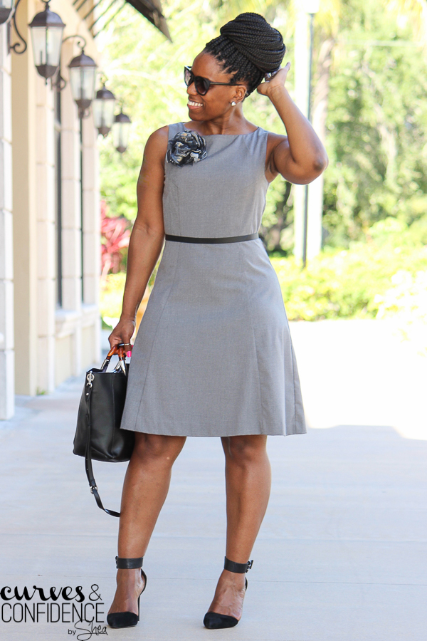 curvy work outfit, how to dress confidently for work, office appropriate work outfit, trendy work outfit, how black girls dress, black business professional_