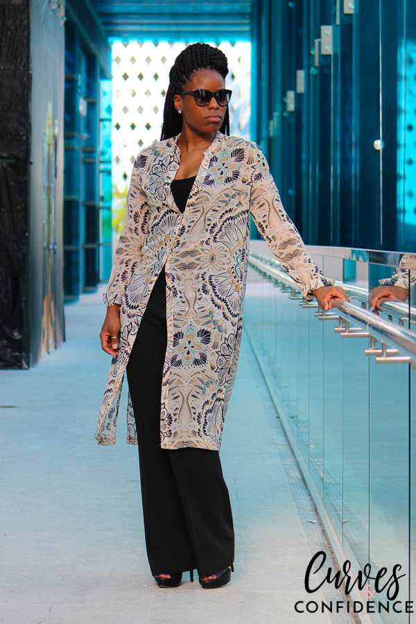 curves-and-confidence-h&m-floral-tunic-and-wide-leg-pants
