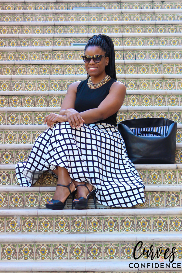 curves-and-confidence-black-top-and-window-pane-midi-skirt_