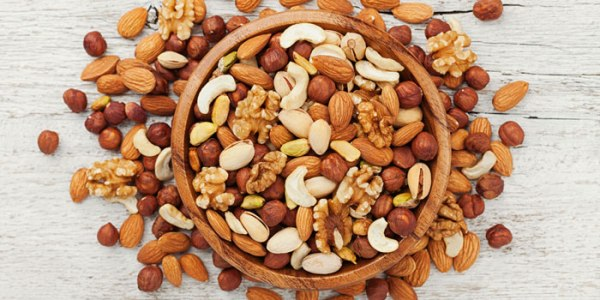 Breast Enlargement with Nuts