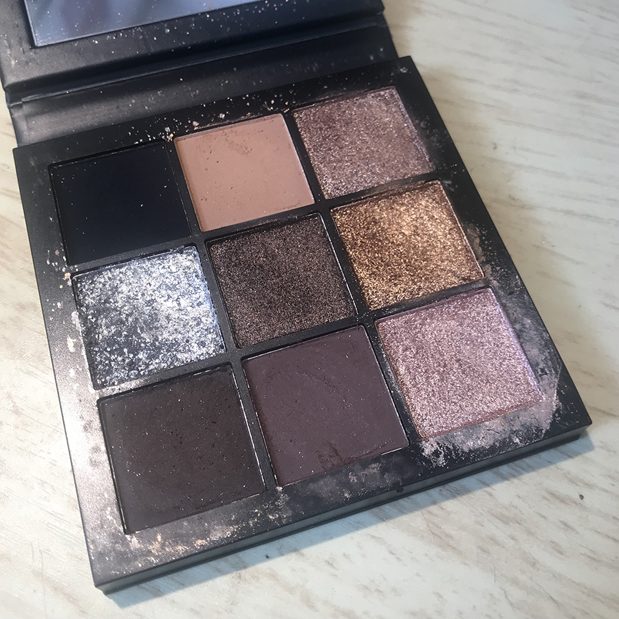 Smokey Obsessions Palette