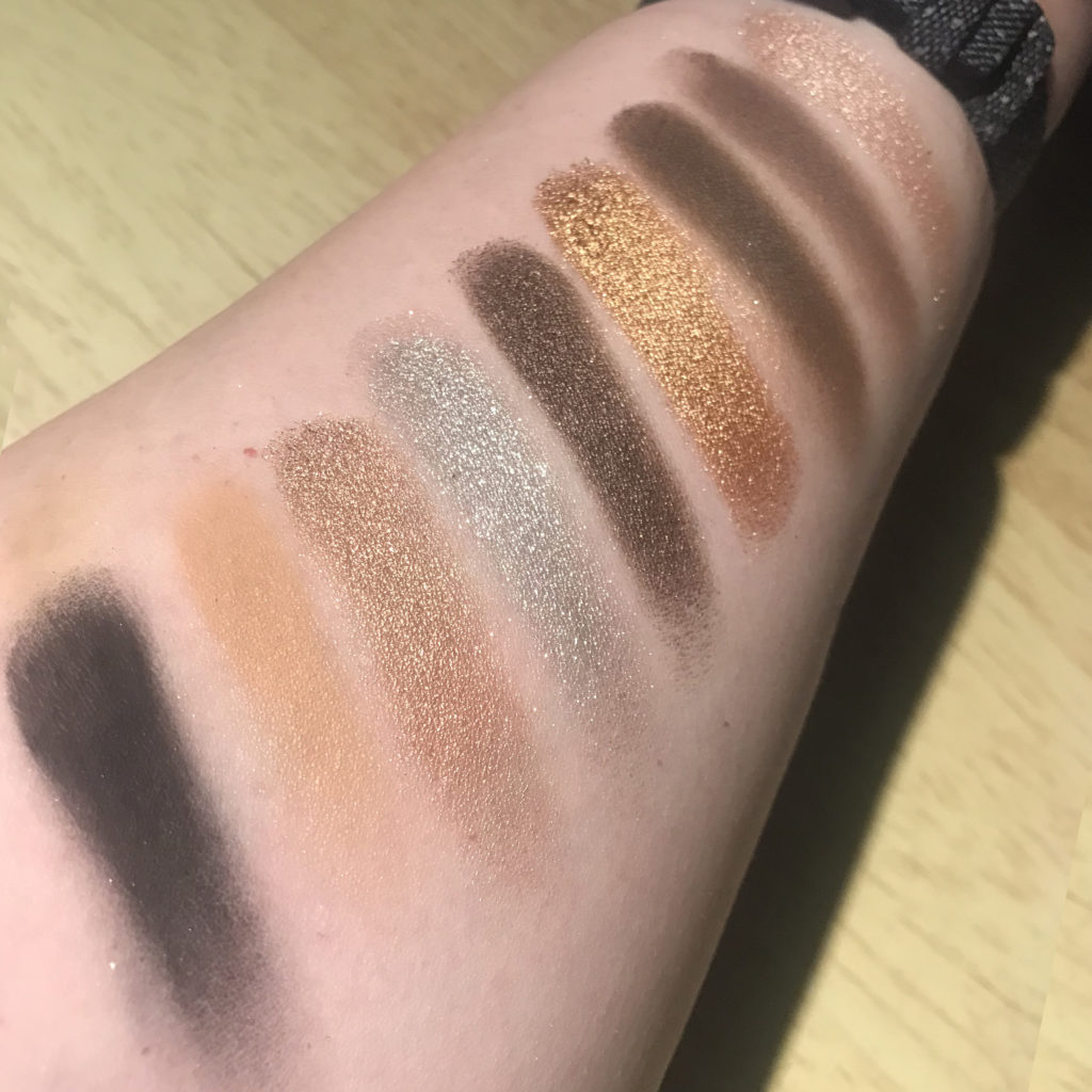 Smokey Obsessions Swatches