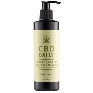 CBD Massage Lotion